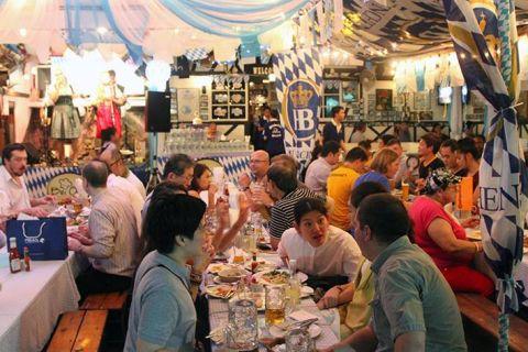 Oktoberfest, Oktoberfest Bangkok, Oktoberfest Bangkok 2019, Where to celebrate Oktoberfest, German festival Bangkok, German culture, Beer festival, Bei Otto, Bei Otto Oktoberfest, Bei Otto 2019