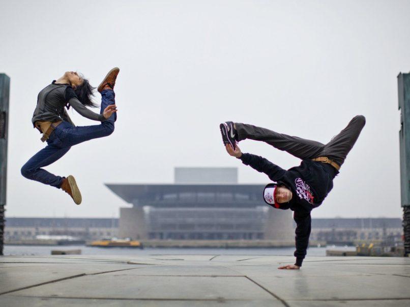 Projekt Berlin - The Flying Steps