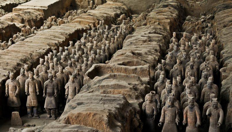 Terracotta Warriors China Xi'an