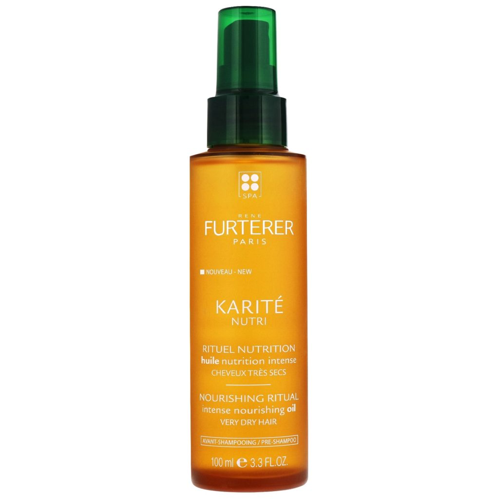 Rene Furterer Karite Nutri Intense Nourishing Oil
