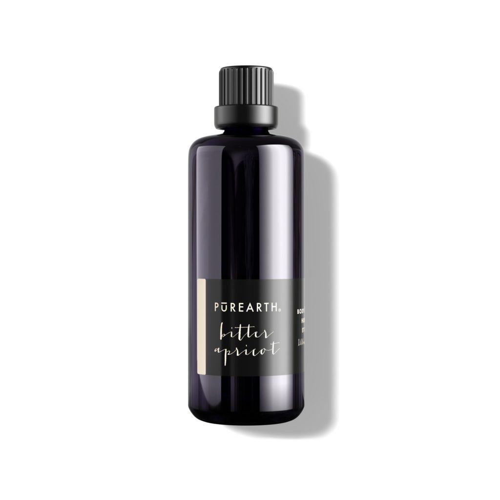 Purearth Bitter Apricot Body & Hair Oil