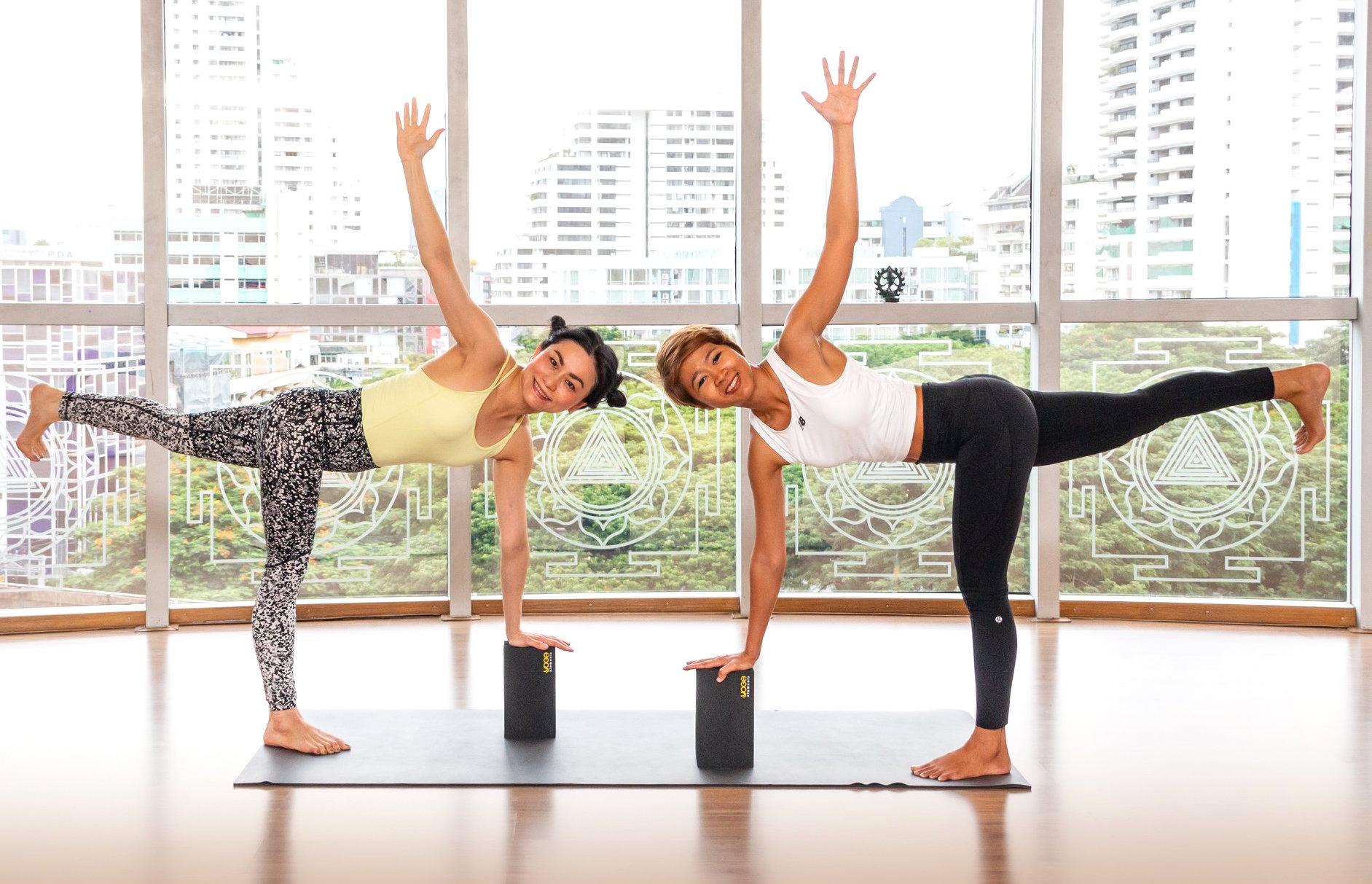 yoga studios Bangkok