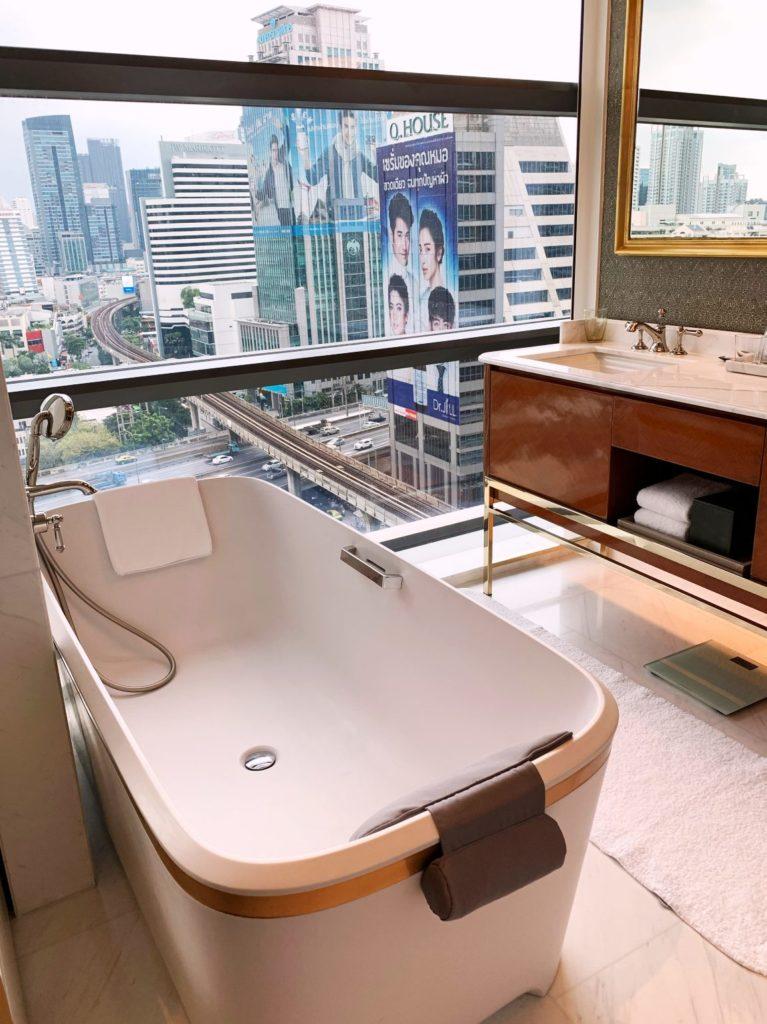 Rosewood Bangkok - Bathtub