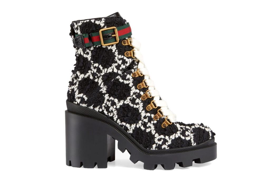 Combat boots - Gucci