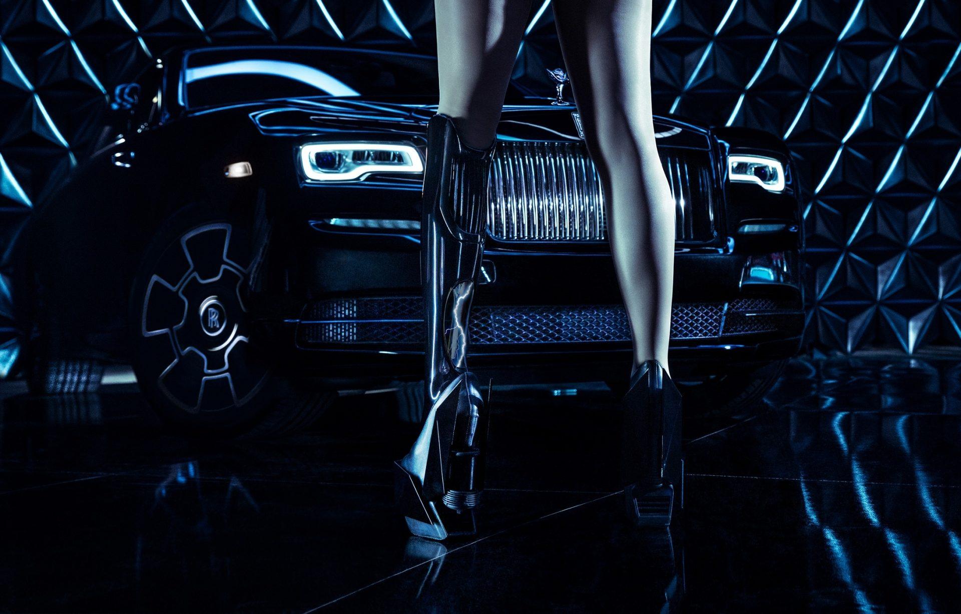 Rolls-Royce x Viktoria Modesta