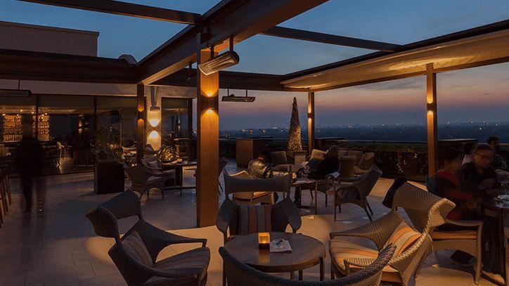 best al fresco restaurants in delhi
