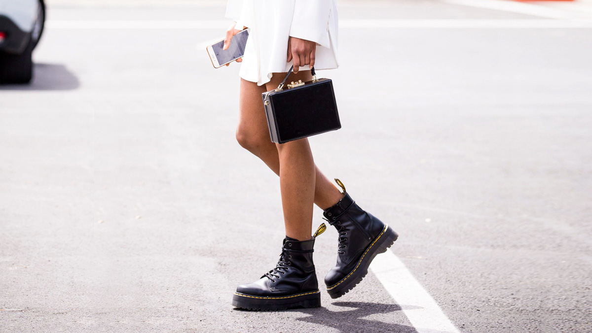 Hot Trend 10 Combat Boots For The Ultimate Tough Girl Vibe