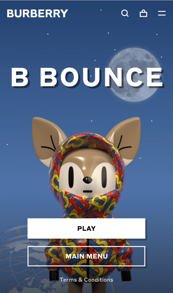 B Bounce