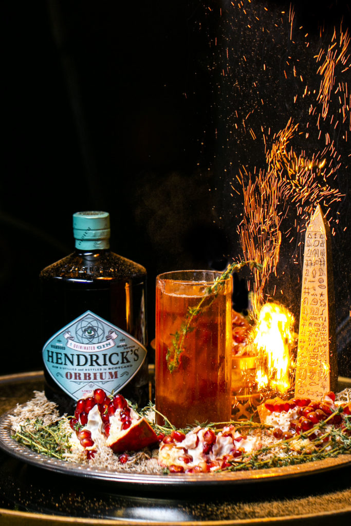 hendricks orbium gin singapore