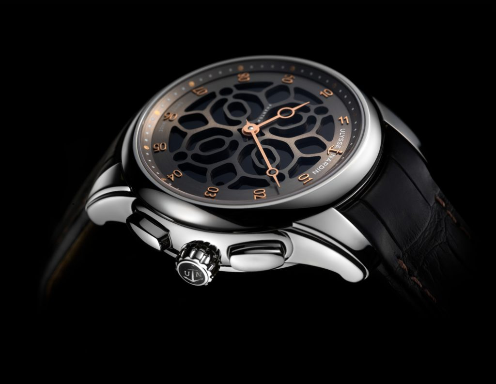 Ulysse Nardin and Devialet