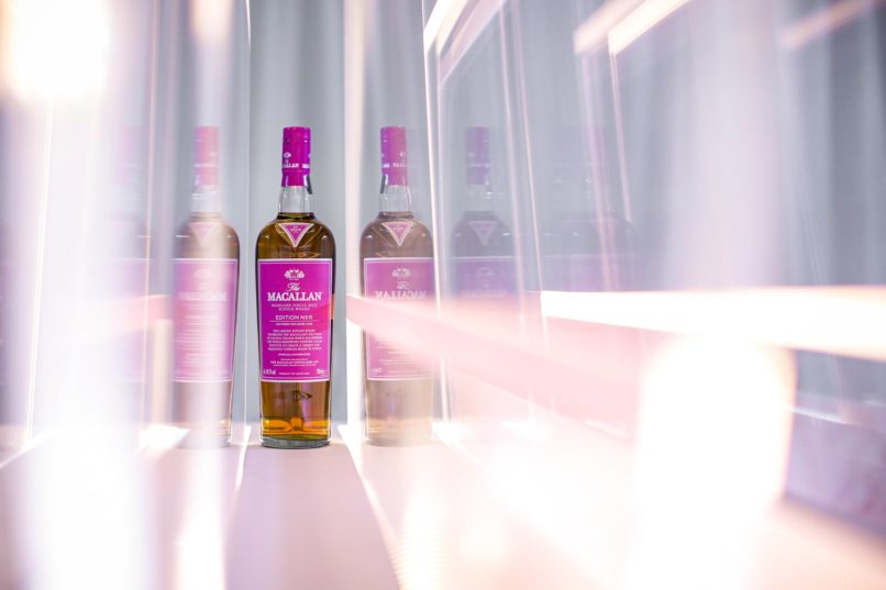The Macallan Edition No. 5 singapore