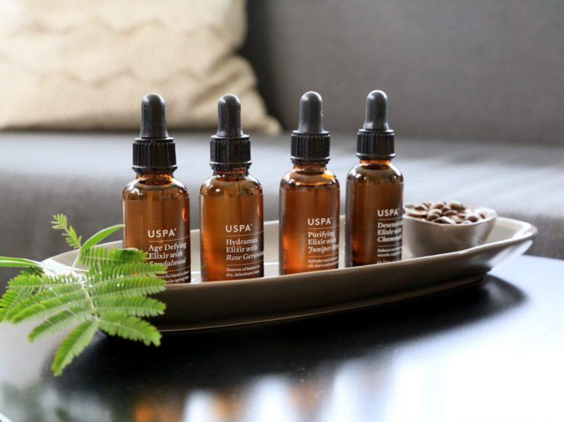 Uspa - clean beauty elixirs