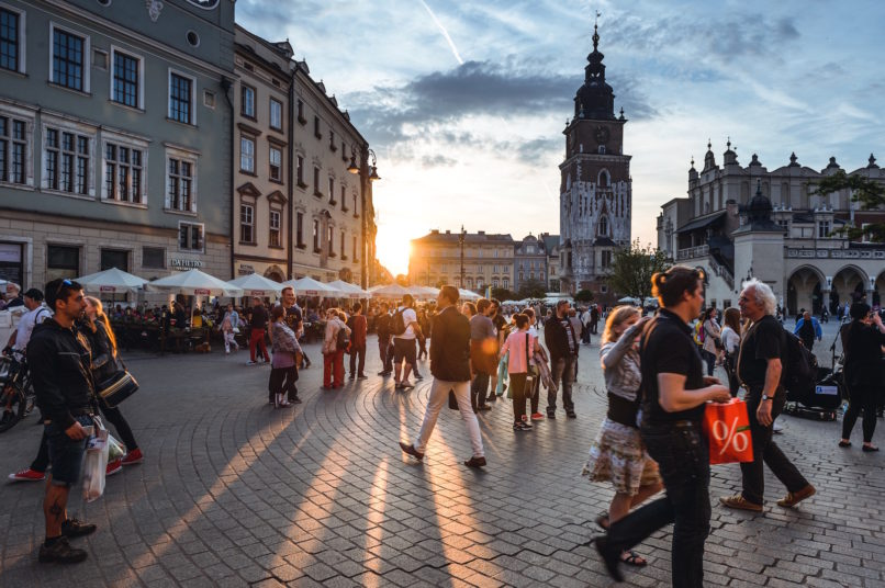 Krakow travel