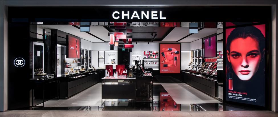 Chanel beauty jem singapore