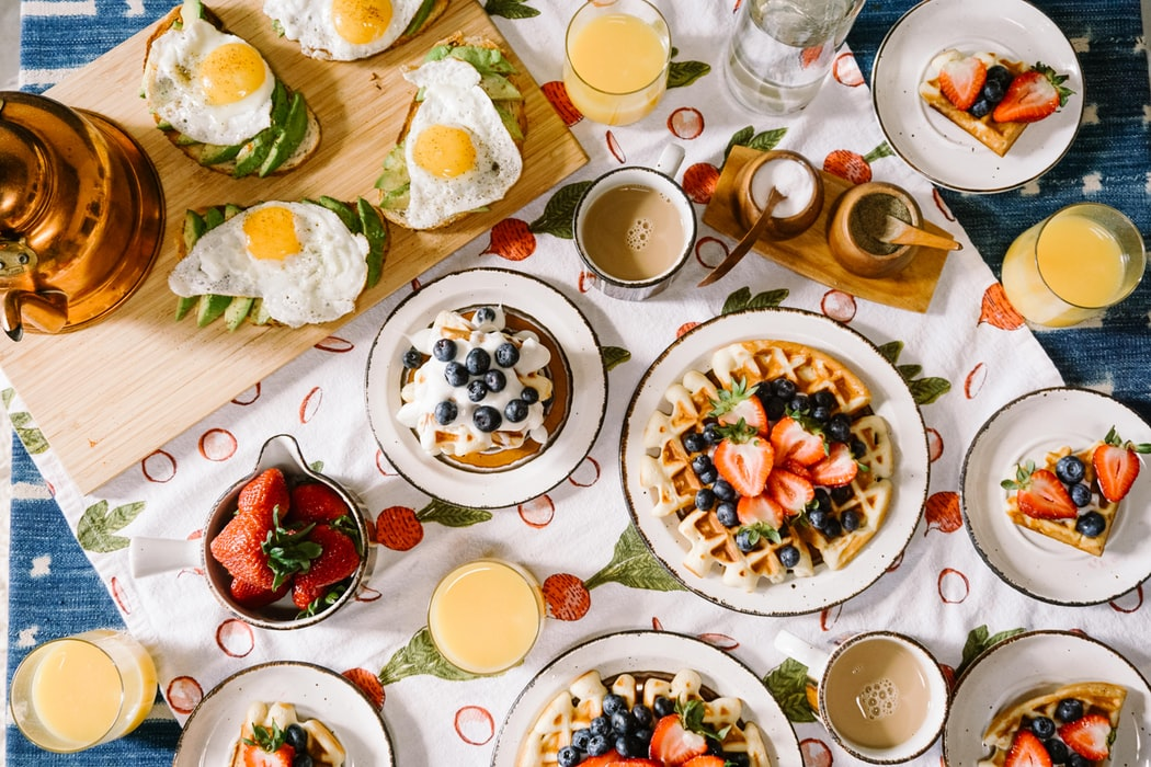 Popular Stories October: Breakfast