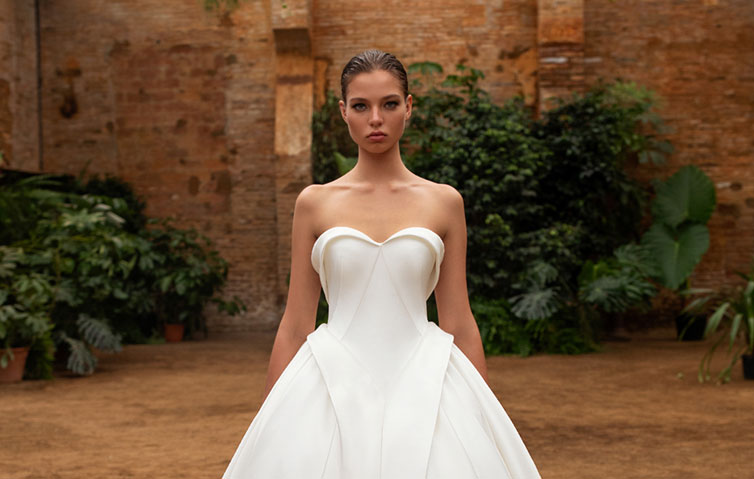 The New Trends In Wedding Dresses For Millennials Lifestyle Asia