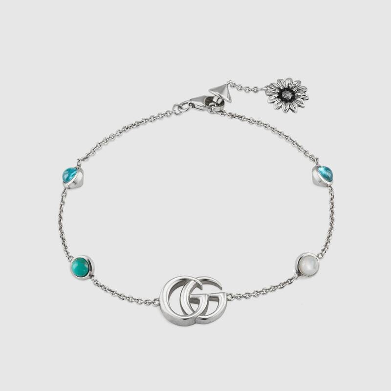 Topaz, November Birthstone, blue topaz, fine jewellery, topaz mounted jewellery, november, birthstone, Gucci, Gucci jewellery,