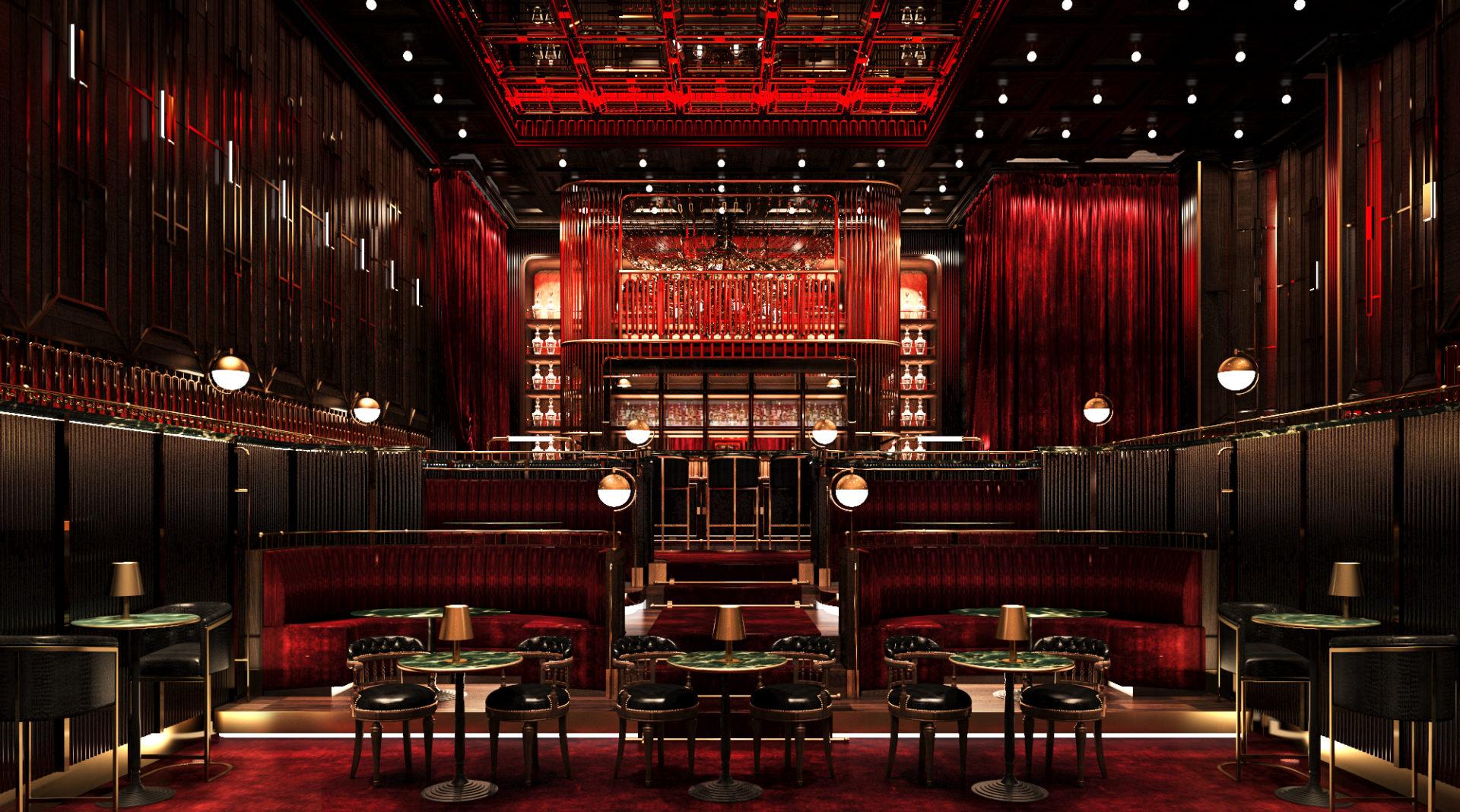 Where to drink Bangkok November 2019: Crimson Room