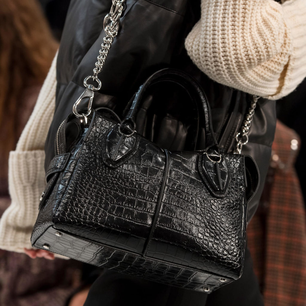 Tod's fw19 bags