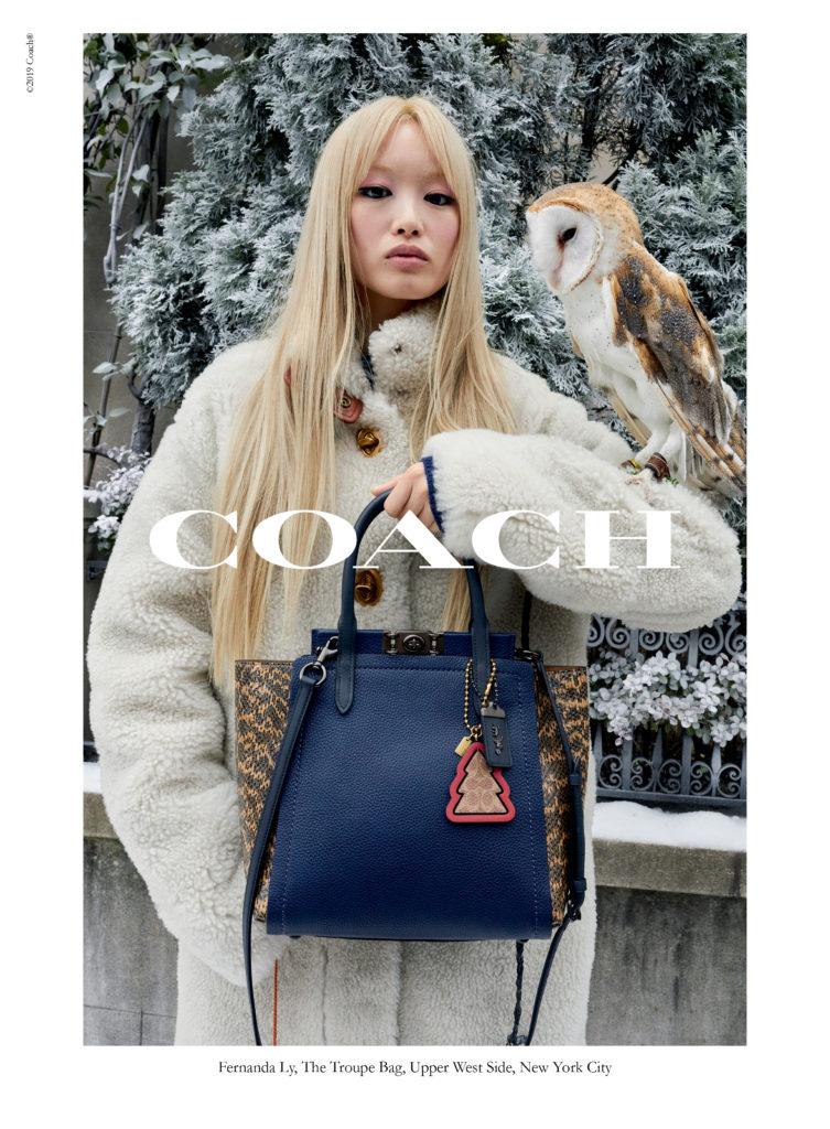 Coach Kate Moss