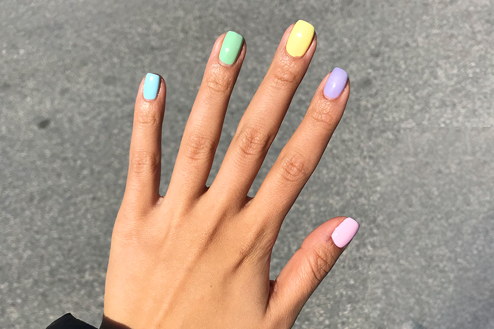 Nail Trends Summer 2020.The 10 Coolest Nail Trends In Bangkok Right Now
