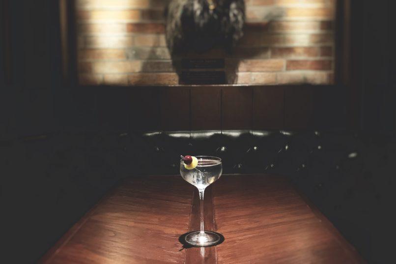 Hong Kong's best Martinis