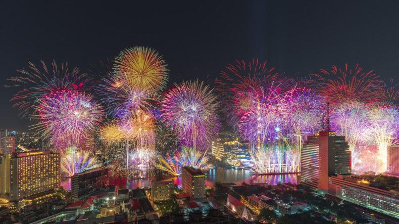 Iconsiam, Iconsiam festive events, festive events bangkok, Christmas, New Year's Eve, Christmas at Iconsiam, New Year's Eve iconsiam