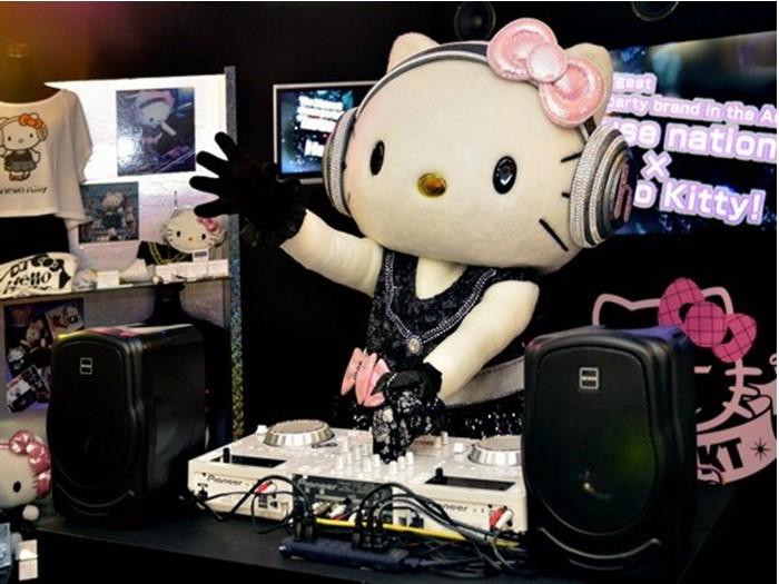 festive events Bangkok: DJ Kitty