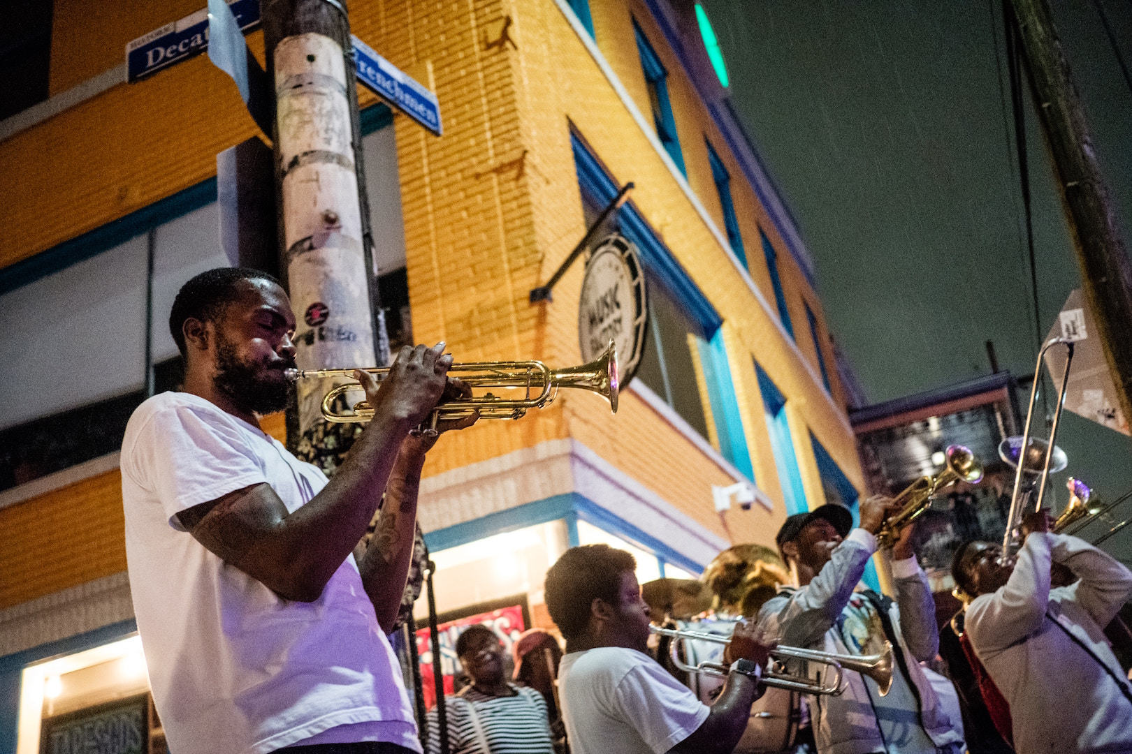 Jazz Clubs New Orleans