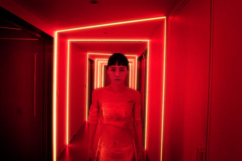 Wu Ke Xi as Nina Wu 30th Singapore International Film Festival