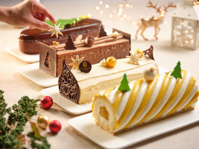log cakes 2019