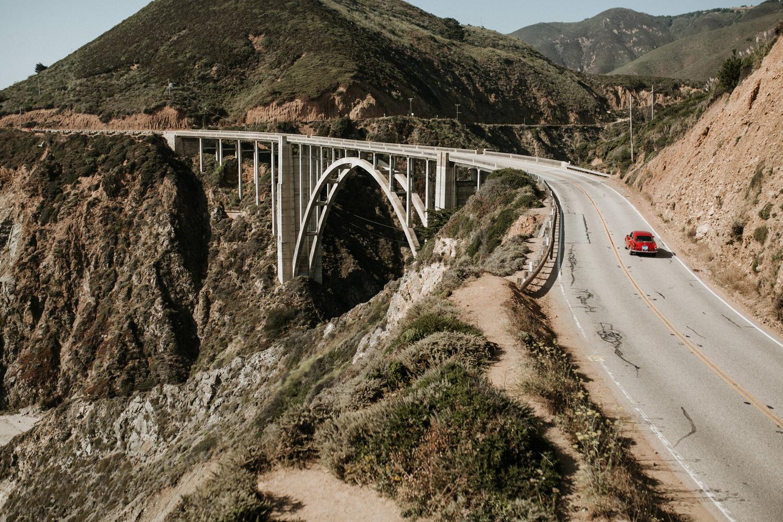 scenic californian road trips