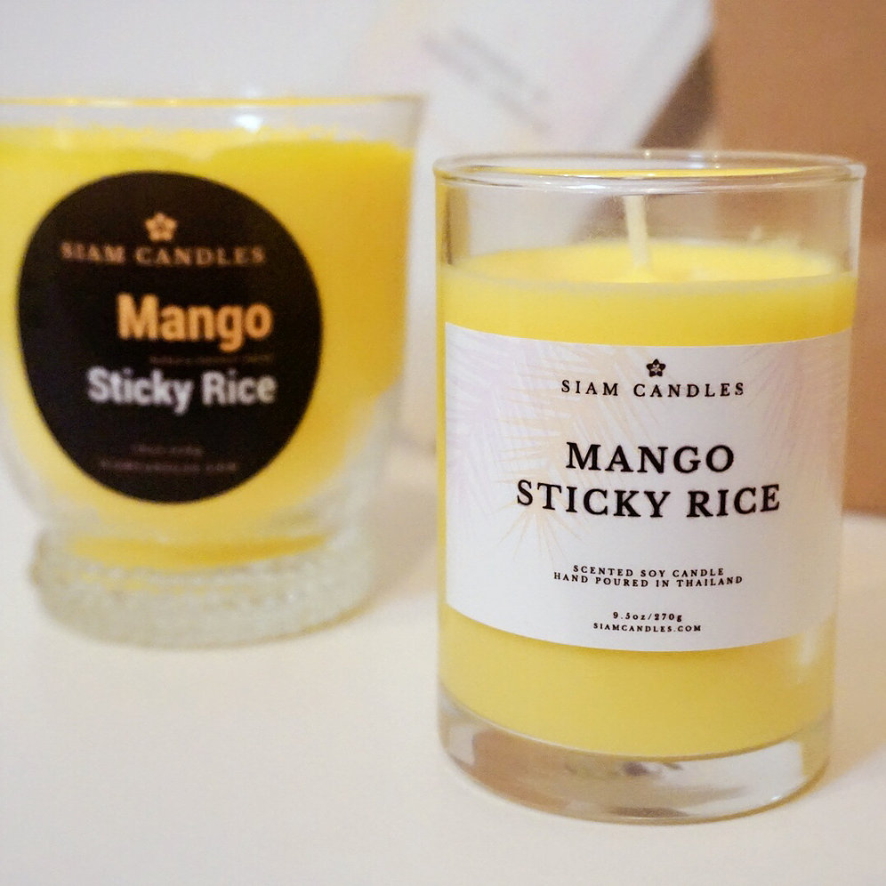 siam candles, siam candle mango sticky rice, mango sticky rice candles, Christmas, Christmas season, Christmas candles, scented candles, aromatic candles, yankee candles, after sledding,