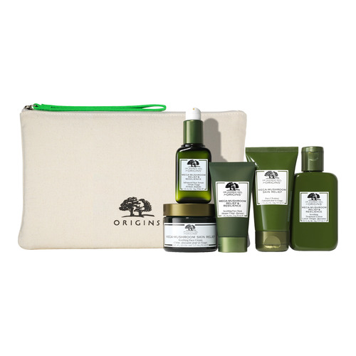 Origins, Origins gift set, Best beauty, skincare products, Christmas season, limited edition gifts, limited edition beauty products, festive collection, Haruka Ayase, gift set, beauty gift set