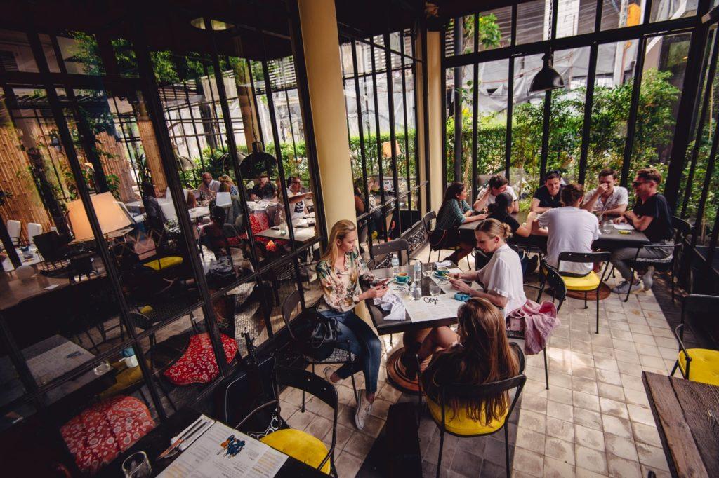 Gigi – Dining Hall & Bar