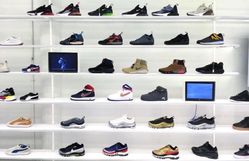 5 best sneaker stores in Bangkok