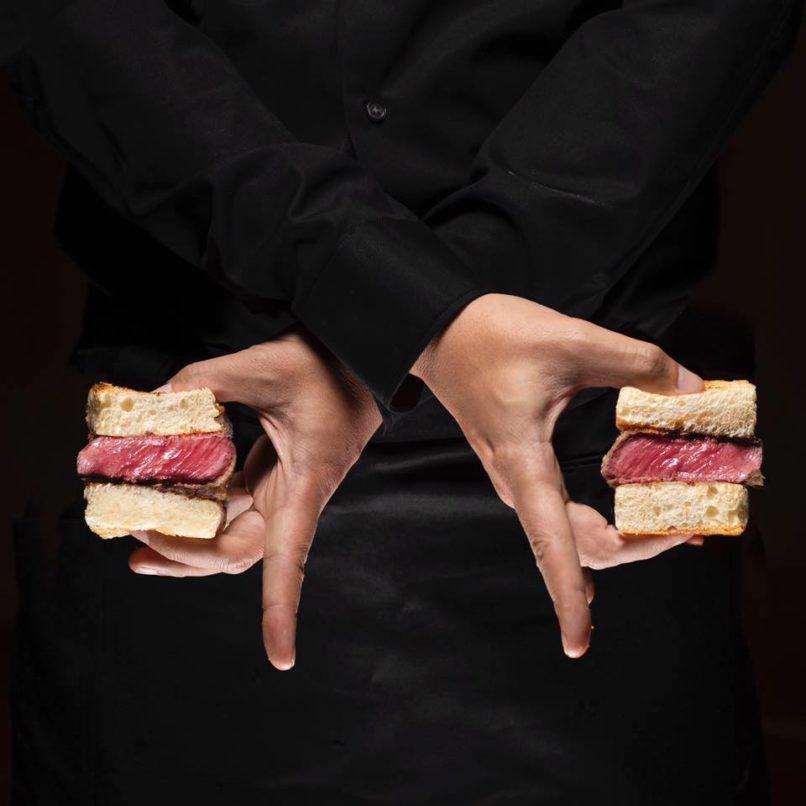 和牛三文治的魅力何在?快到香港这6家餐厅品尝!