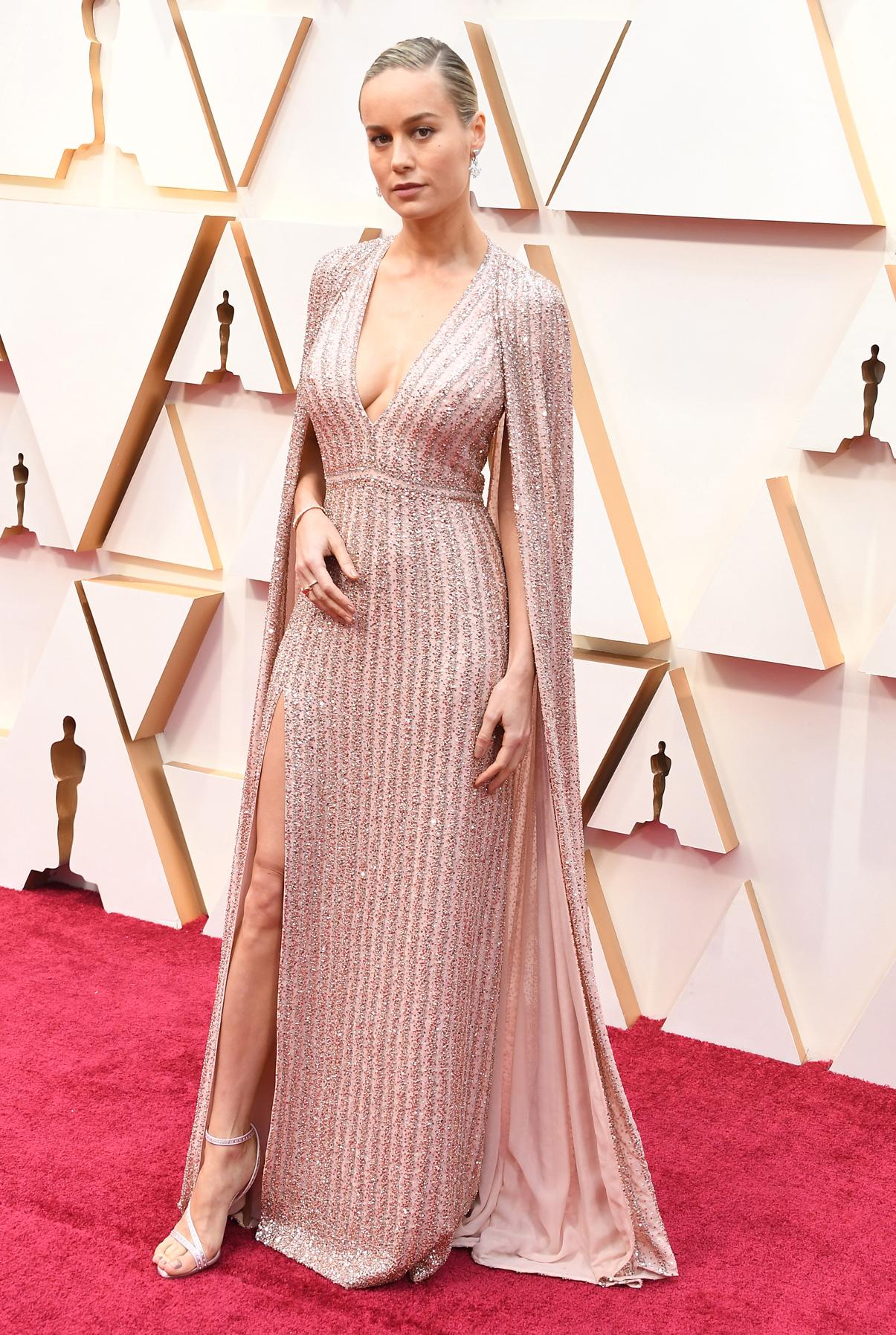 Oscars 2020 - Brie Larson
