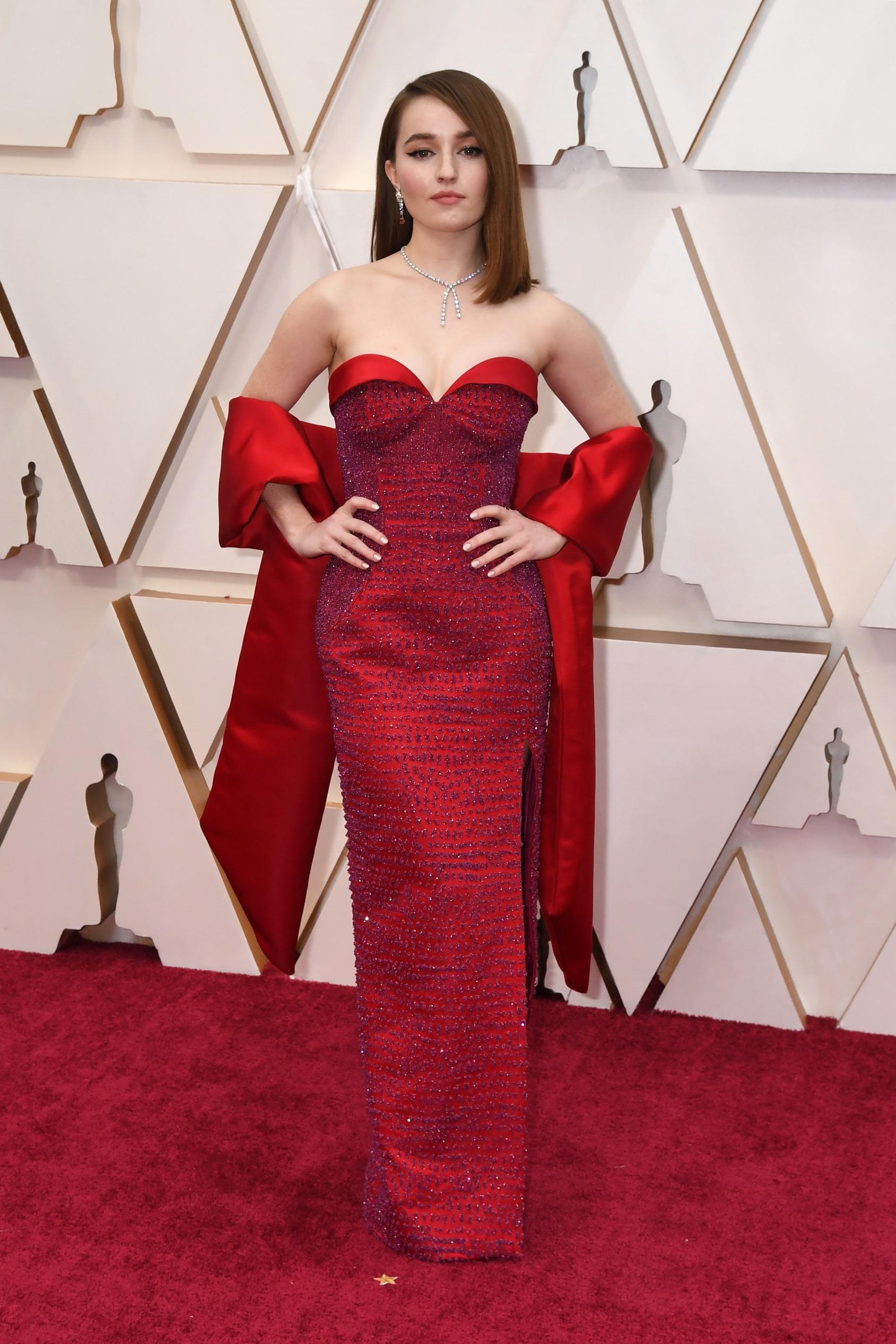 Oscars 2020 - Kaitlyn Dever