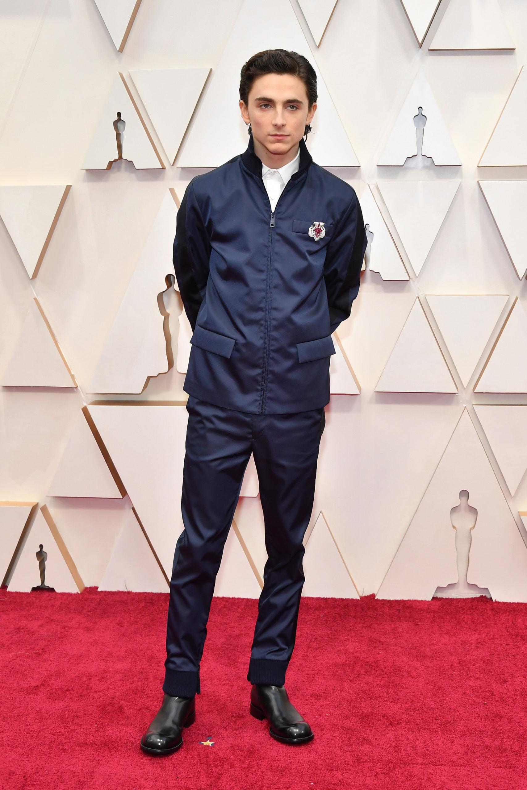 Oscars 2020 - Timothée Chalamet