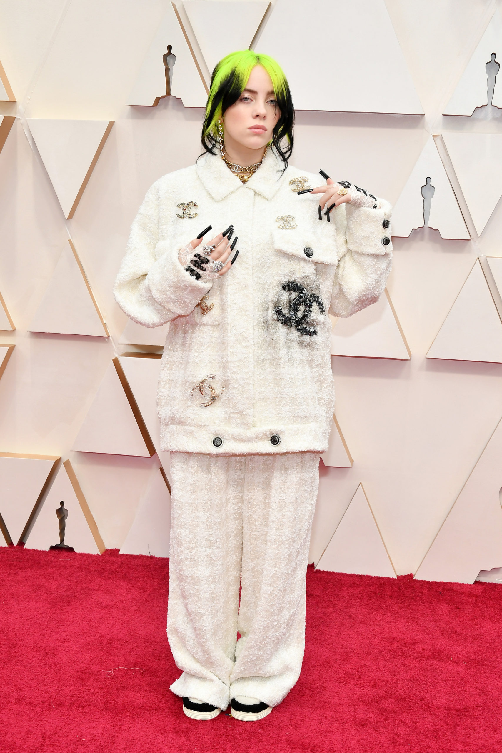Oscars 2020 - Billie Eilish
