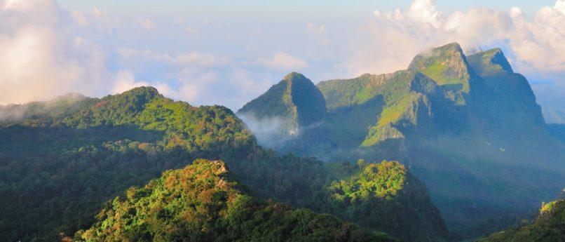 trekking-in-thailand