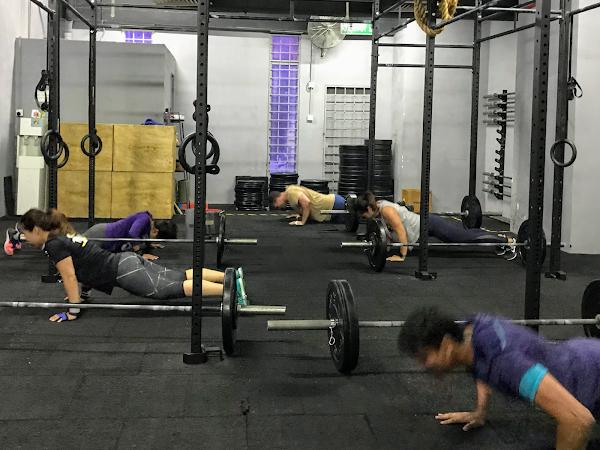 CrossFit 399
