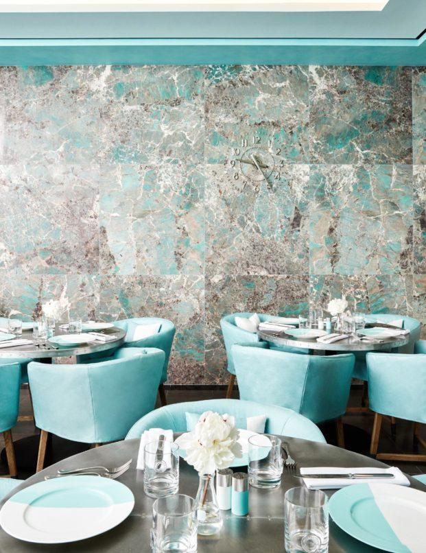 Tiffany cafe London