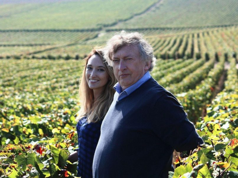 boutique French winemakers - Lucien Collard