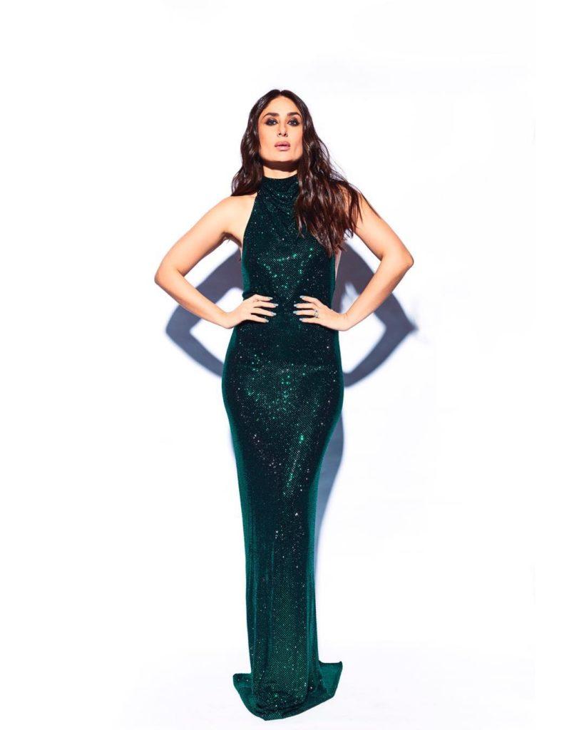 Kareena Kapoor Khan in Alexander Terekhov. Image: Courtesy Instagram