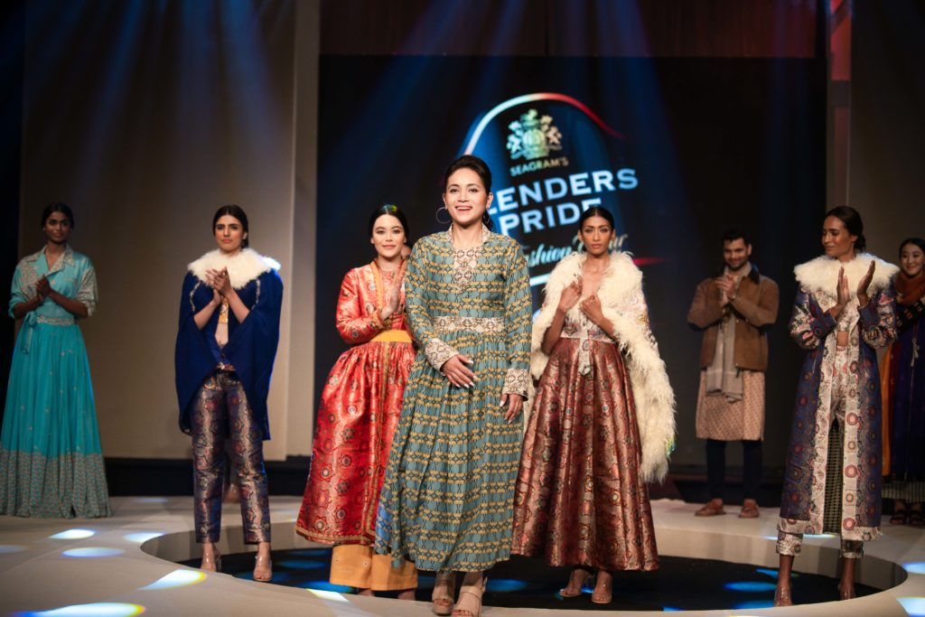 Blenders Pride Fashion Tour 2019