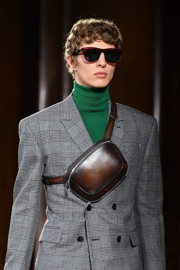 Berluti serves some major inspiration. Image: Courtesy Getty