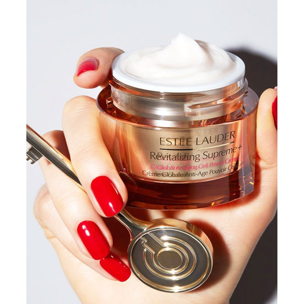 Estee Lauder Revitalizing Supreme + Global Anti Ageing Cell Power Creme, Rs 7,500