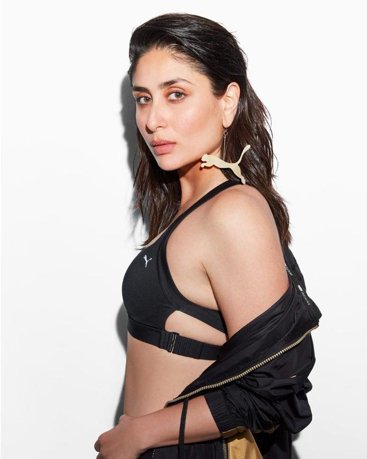 Kareena Kapoor is on Instagram and is the new PUMA ambassador
